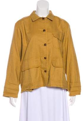 The Great Button-Up Casual Jacket