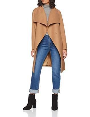 176ff35cddbd73 at Amazon.co.uk · Tom Tailor Men's Drapy Wool Coat Jacket, (Camel Beige  Mélange 13225), Medium
