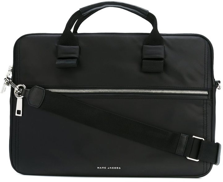 Marc Jacobs Marc Jacobs zipped laptop bag