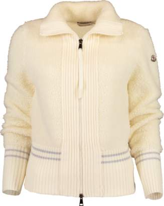 Moncler Maglione Tricot Zip Cardigan