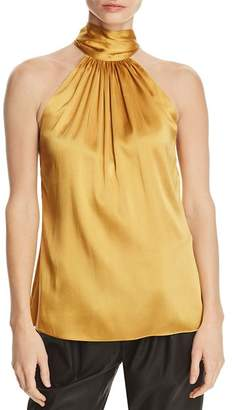 Ramy Brook Paige Tie-Neck Top