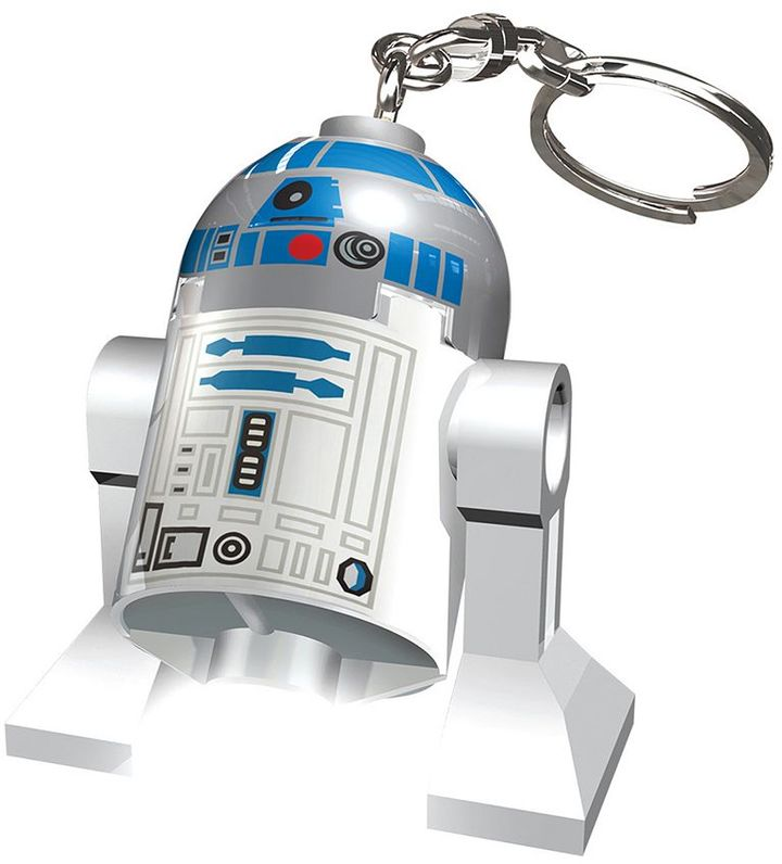 LEGO Star Wars R2D2 LED Lite Key Light by Santoki