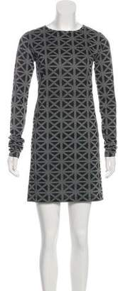Gareth Pugh Printed Mini Dress w/ Tags