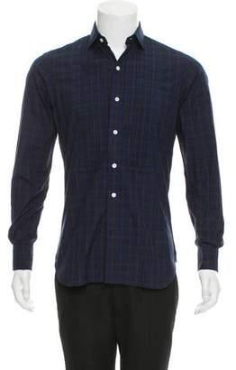 Polo Ralph Lauren Plaid French Cuff Shirt w/ Tags