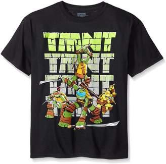 Nickelodeon Teenage Mutant Ninja Turtles Big Boys' T-Shirt Shirt
