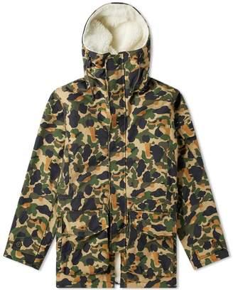 Ark Air Furry Master Camo Jacket