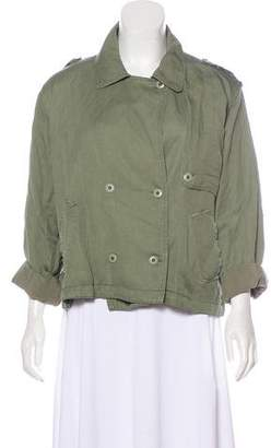 Rails Lightweight Double-Breasted Jacket w/ Tags