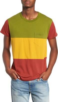 Levi's 1950s Slim Fit Colorblock T-Shirt