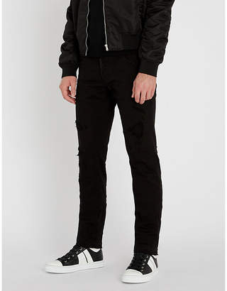 DSQUARED2 Slim-fit straight jeans