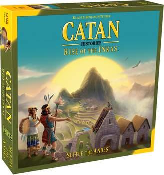 Asmodee Catan: Rise of the Inkas Board Game