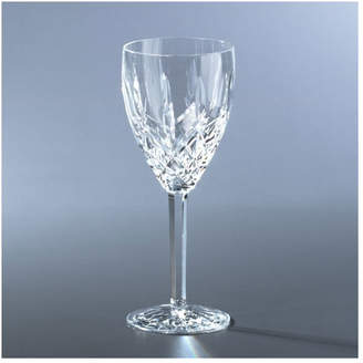 Waterford Araglin Crystal White Wine Glass Capacity: 10 oz.