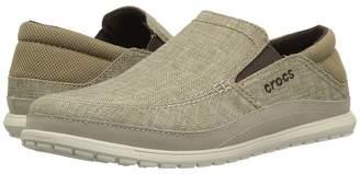 Crocs Santa Cruz Playa Slip-On Men's Slip on Shoes