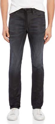 Diesel Thavar Drawstring Slim Stretch Jeans