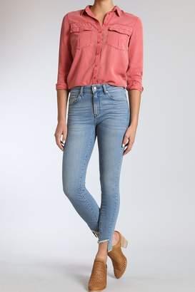 Mavi Jeans Twisted Skinny Jeans