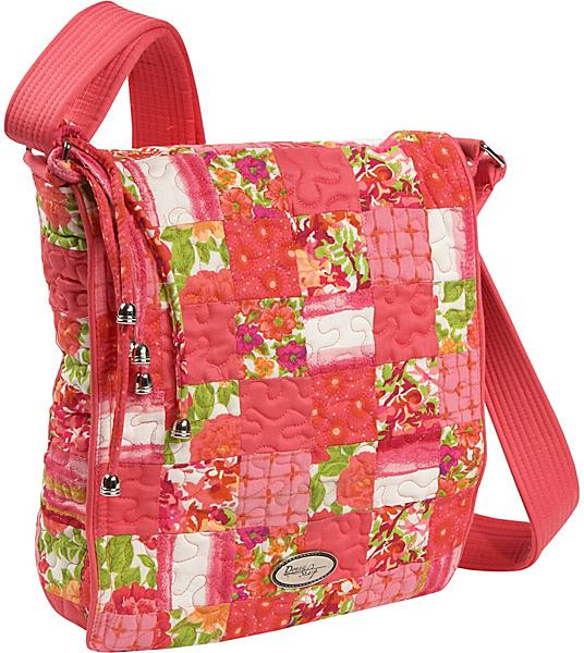 Donna Sharp Catalina Messenger Bag