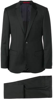 HUGO BOSS slim tailored suit