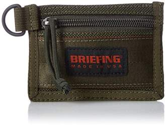Briefing (ブリーフィング) - [ブリーフィング] パスケース ZIP PASS CASE BRF485219 068 RANGER GREEN
