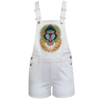 My Pair of Jeans - Baboon Short Overalls