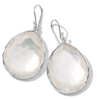 Ippolita Mother-of-Pearl Teardrop Earrings, Large