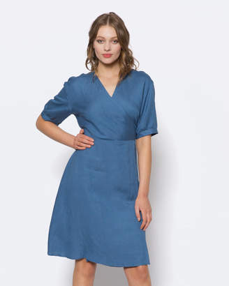 Larissa Wrap Dress