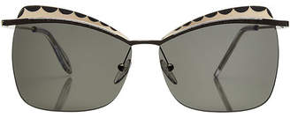 Alexander McQueen Statement Sunglasses
