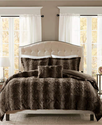 Madison Park Zuri 4-Pc. King Duvet Cover Set Bedding