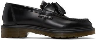 Dr. Martens Black Adrian Tassel Loafers $130 thestylecure.com