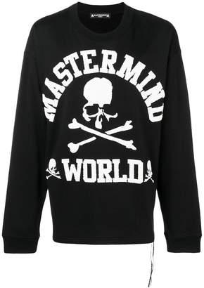 Mastermind Japan (マスターマインド) - Mastermind Japan スウェットシャツ