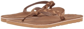Reef - Voyage Sunset Women's Sandals $66 thestylecure.com