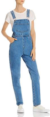 Onia Overalls in Light Wash Denim