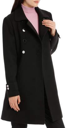 Miss Shop Ladylike Coat - Black