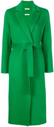 P.A.R.O.S.H. belted robe coat