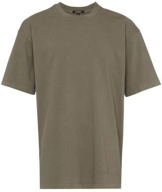 Yeezy military classic cotton short sleeve t shirt