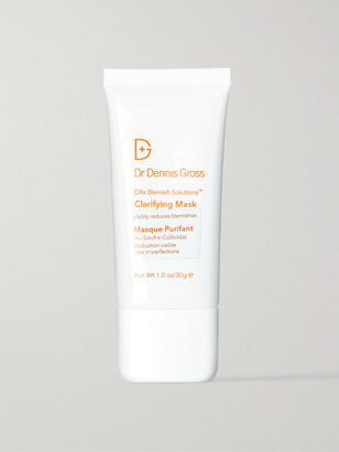 Dr. Dennis Gross Skincare Clarifying Colloidal Sulfur Mask, 50g