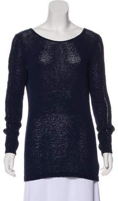 Rachel Zoe Knit Long Sleeve Top