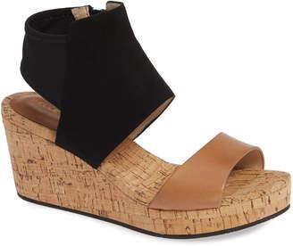 Pelle Moda Katt Wedge Sandal