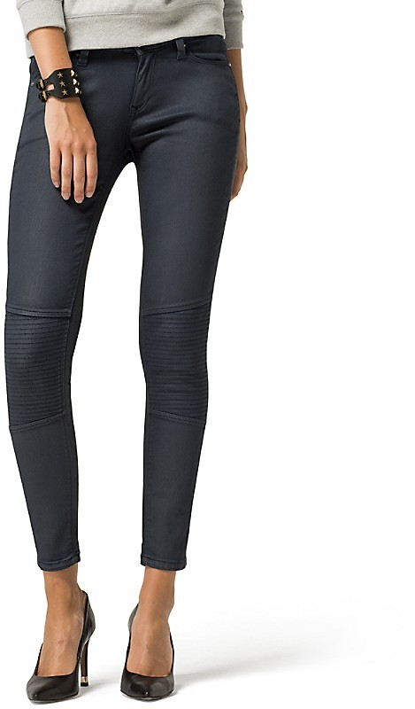Tommy HilfigerCoated Moto Pant