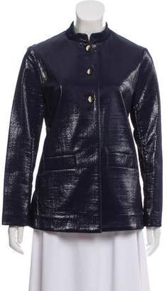 Trademark Coated Rau Jacket w/ Tags