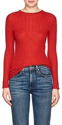 Philosophy di Lorenzo Serafini Women's Cable-Knit Wool-Blend Sweater