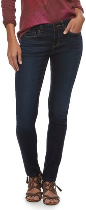 Star Wars Sonoma Goods For Life Women's SONOMA Goods for Life Supersoft Midrise Stretch Skinny Jeans