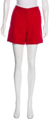 Stella McCartney Tailored Cotton Shorts