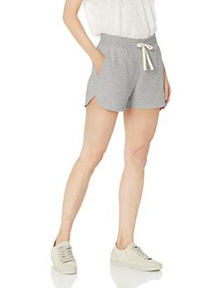 Amazon Essentials Women's French Terry Fleece Short Shorts