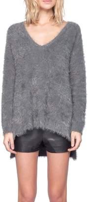 Gentle Fawn V-Neck Alpine Sweater