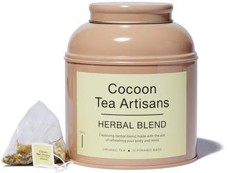 Cocoon Tea Artisans 100%-Organic Herbal Tea