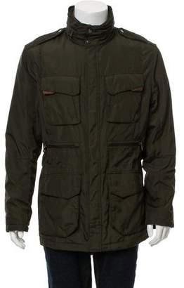 Ralph Lauren Black Label Quilted Safari Jacket