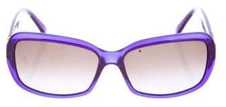 Fendi Cold Insert Round Sunglasses
