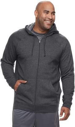 Tek Gear Big & Tall Regular-Fit Ultrasoft Fleece Full-Zip Hoodie