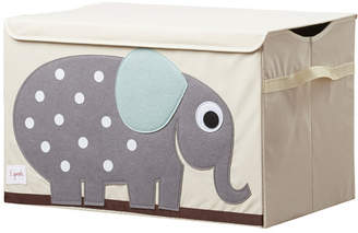 3 Sprouts Elephant Toy Box