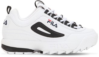 Fila Urban Disruptor Cb Faux Leather Low Sneakers