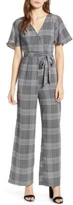 Leith Tie Front Jumpsuit